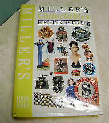 1998-99 Miller's Collectables Price Guide
