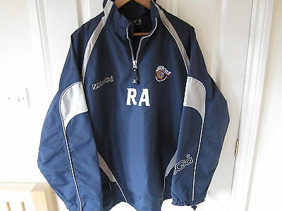 England Rugby League Ryan Atkins Wakefield Trinity Wildcats Player Worn Top Vgc