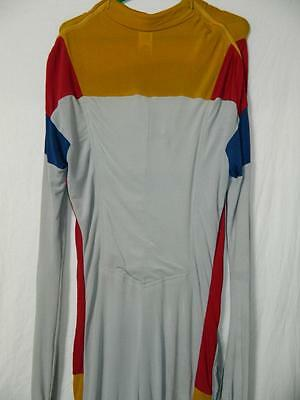 Mens Vintage 1970's/80's Adidas all in one sports suit, running, athletics - S/M