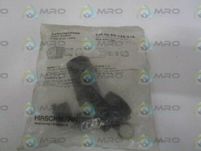 Hirschmann Cm06Ea14S-61S Cable Socket *new In Factory Bag*