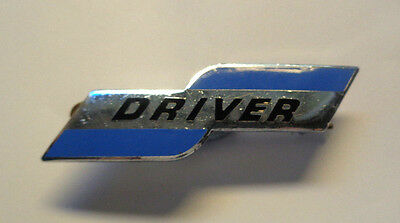 Bus Driver Enamel Badge ?