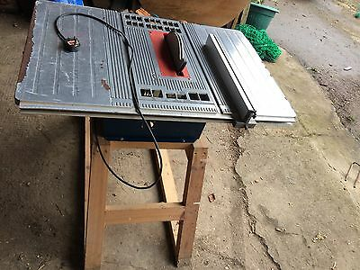 "Clarke 10"" Table Saw"