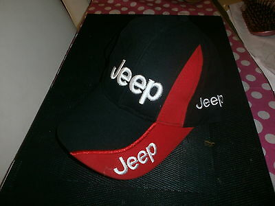 A Jeep One Size Baseball Hat