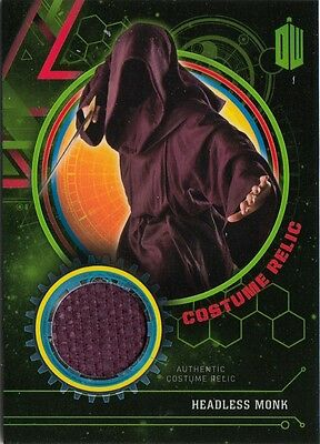 Doctor Who Extraterrestrial Encounters - Headless Monk's Robe Costume 430/499