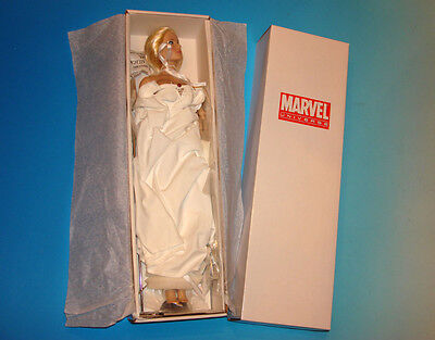 X-Men Emma Frost Tonner Doll Exclusive Marvel Comics Limited Edition Figure New