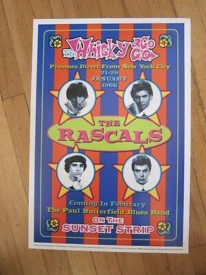 YOUNG RASCALS Whisky poster Dennis Loren '99 poster