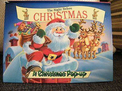 The Night Before Christmas Pop-Up Book by  Landoll