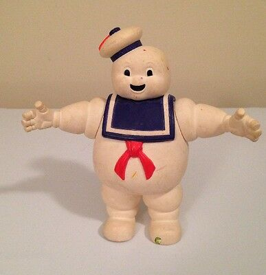 1984 Original Ghostbusters Stay Puft Marshmallow Man Action Figure!