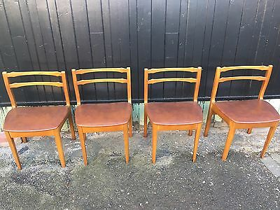 Wooden Vintage Chairs