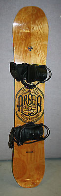 Arbor 155 Snowboard 155cm with Insano Boots