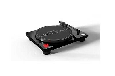 Amadana Music Record Player Turntable SIBRECO Limited Edition The Rolling Stones