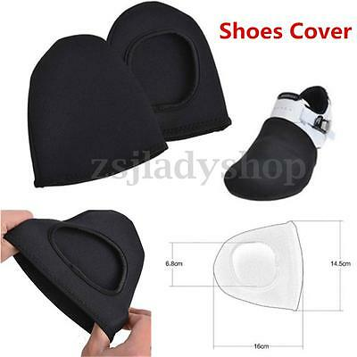 1 Pair Cycling Bike Bicycle Shoe Toe Cover Warmer Protector EUR 39-44 Overshoes