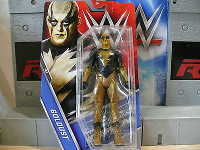 Wwe Mattel New Basic Series 67 Goldust Legend Monday Night Raw Wrestling Figure