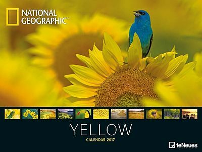 Yellow National Geographic 2017 - TeNeues