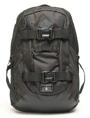 ELEMENT THE DAILY Rucksack 2017 all black