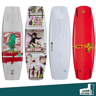 CTRL THE SUPREME / THE LINE / HUSTLE FINLESS / THE RX Wakeboard