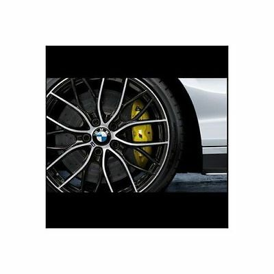 Bmw Oem ///m Performance Brake System Yellow 2012-2016 3 And 4 Serie 34112221446