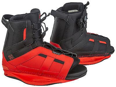 RONIX DISTRICT Boots 2016 caffeinated red Wakeboard Bindung