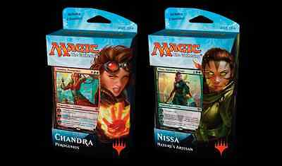 Magic the Gathering - Kaladesh Planeswalker Deck Set, Englisch, MTG - NEU & OVP