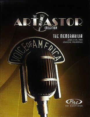 RM magazine-Art Astor collection-old radios,mics,objets d'art-June 2008-184 pgs
