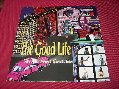 """The New Power Generation:  The Good Live  12""""   Near Mint (Prince)"""