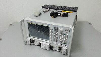 Keysight / Agilent N5245A PNA-X Network Analyzer, 10 MHz - 50 GHz 4-Port OPTIONS