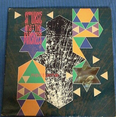 Siouxsie and thr Banshees - Nocturne vinyl double album