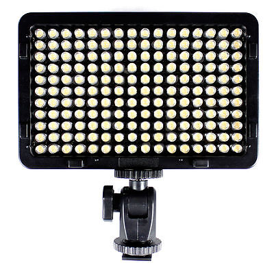 Best LED 176 Photo Studio Video Light for Canon Nikon DSLR Camera DV Camcorder