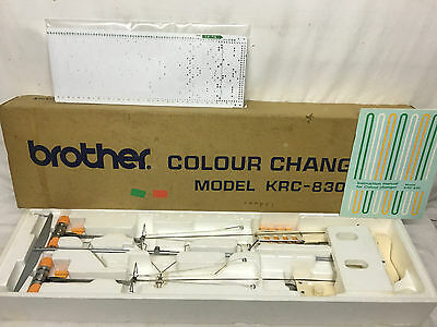 Brother Krc-830 Colour Changer