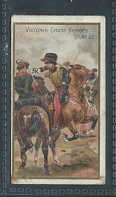 TADDY VICTORIA CROSS HEROES (21-40) No 21 CRIMEAN WAR
