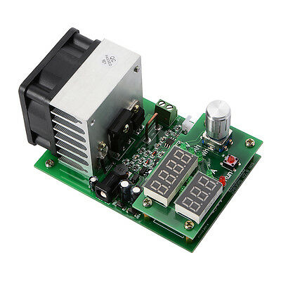 Constant Current Electronic Load 60W 30V Battery Discharge Capacity Tester TE553