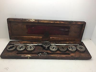 Greenfield Little Giant Tap and Die Set NO 5 1/2 (L1)