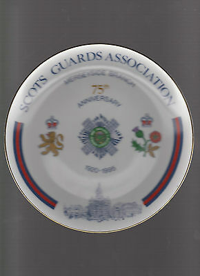 SCOTS GUARDS ASSOCIATION 75th. ANNIVERSARY MERSEYSIDE BRANCH - RARE