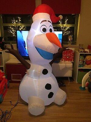 5ft Airblown Inflatable Christmas Olaf