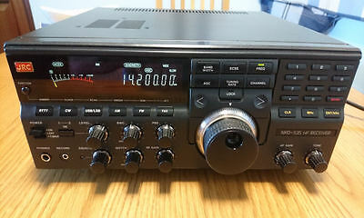 Jrc Nrd-535 Table Top Communications Receiver