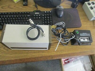 Dage-MTI Model: VC-65X (525/60) Microscope Camera with 207148-01 Power Supply  <