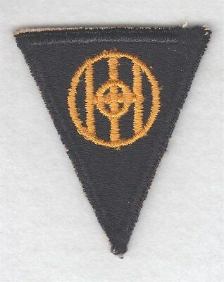 Army Patch:  83rd Infantry Division - WWII era