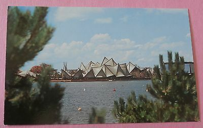 Province of Ontario Pavilion Expo 67 Montreal Canada - Unused Postcard #2