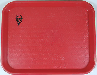 Vintage KFC Kentucky Fried Chicken Meal Tray Continental SiLite Advertising RARE