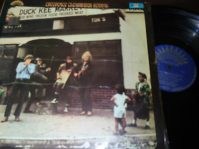 """CREEDENCE CLEARWATER REVIVAL - Willy And The Poor Boys, LP 12"""" SPAIN 1970"""