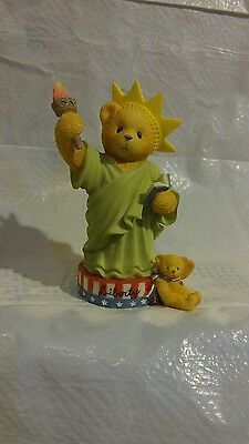 LIBBY My Country Tis a Thee Cherished Teddies
