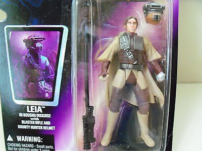 Star Wars Shadows Of The Empire - Leia In Boushh Disguise-Blaster Action Figure