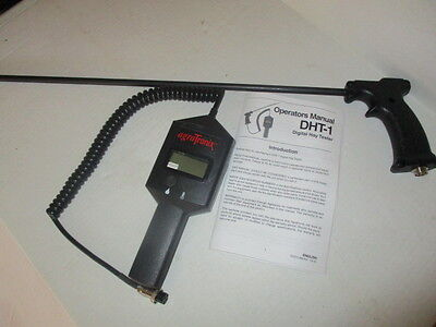 Agratronix Portable Hay Moisture Tester DHT-1