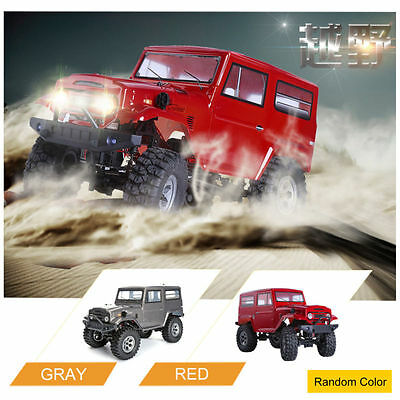 1/10 Scale Electric 4wd Off Road ​Rc Car rock climbing Hot sell christmas gift -