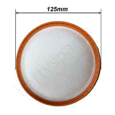 Pre Motor Filter Compatible For Vax Power 8 U89-P8-P Pet U89-P8-B Hoover 125mm