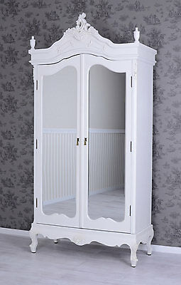 Vintage Placard Shabby Chic Armoire Antique Style