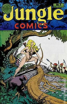 Jungle Comics (1988 Blackthorne) #3 FN