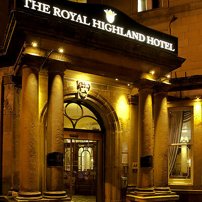 Bargain Holiday INVERNESS, SCOTLAND 2 nights for 2 inc. B'fast & Dinner SAVE 39%
