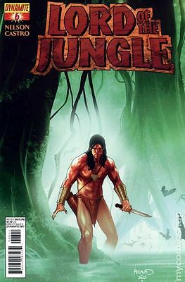 Lord of the Jungle (2011 Dynamite) #6B VF