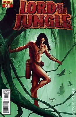 Lord of the Jungle (2011 Dynamite) #8B VF